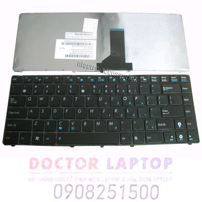 Bàn Phím Asus  K43  K43E Laptop