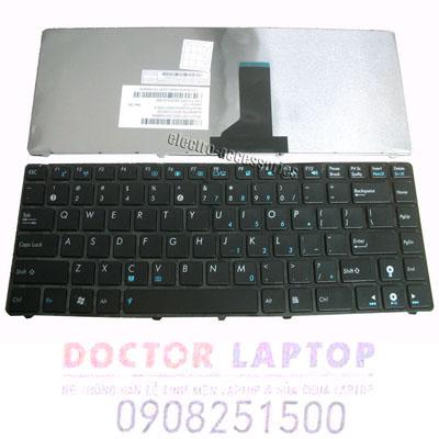 Bàn Phím Asus K43U, K43S Laptop
