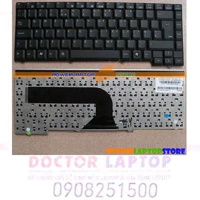 Bàn Phím Asus  X51R, X51RL  Laptop