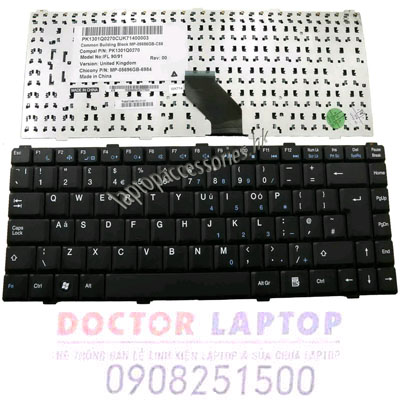 Bàn Phím Asus Z84 laptop