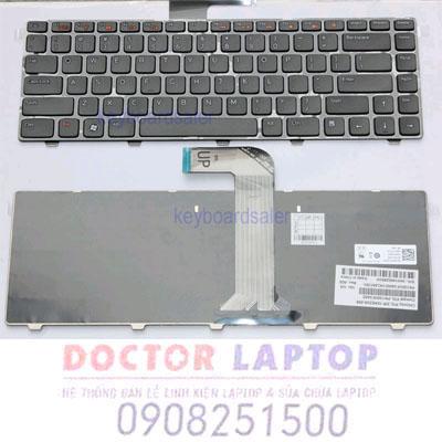 Bàn Phím Dell 04341X XPS laptop