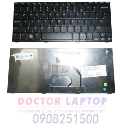 Bàn Phím Dell 10-1012 Inspiron Mini laptop