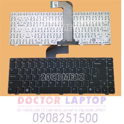 Bàn Phím Dell 1550 Vostro laptop