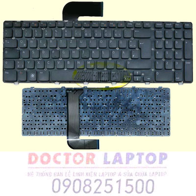 Bàn Phím Dell 17R Inspiron laptop