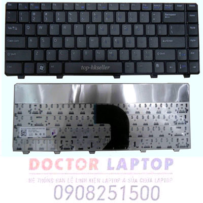 Bàn Phím Dell 3400 Vostro laptop