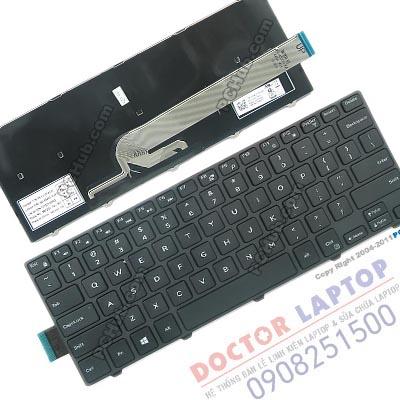 Bàn Phím Dell 5442 5442D Laptop - Keyboard Dell Vostro Inspiron