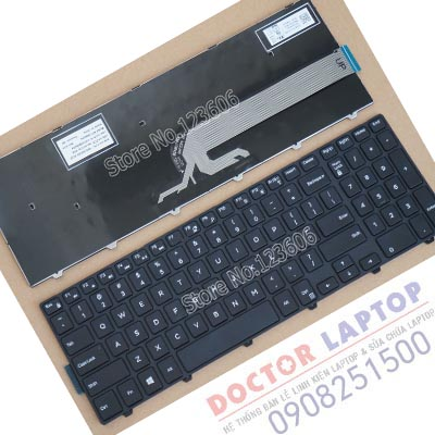 Bàn Phím Dell 5558 5558D Laptop - Keyboard Dell Vostro Inspiron