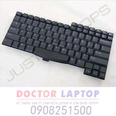 Bàn Phím Dell CPj Latitude laptop