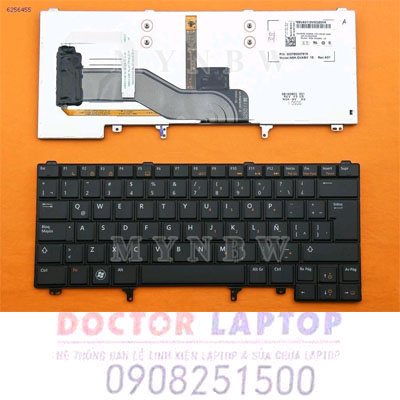 Bàn Phím Dell E5420 Latitude laptop