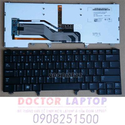 Bàn Phím Dell E6220 Latitude laptop