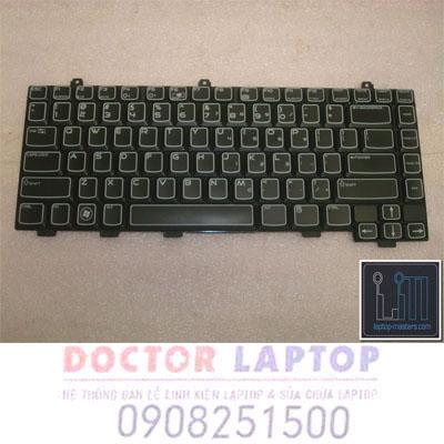 Bàn Phím Dell M15X Alienware laptop