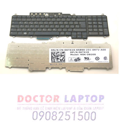 Bàn Phím Dell M1730 XPS laptop