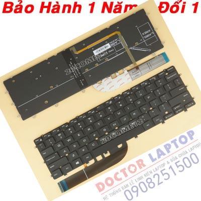Bàn Phím Dell Xps 13 9343 Laptop