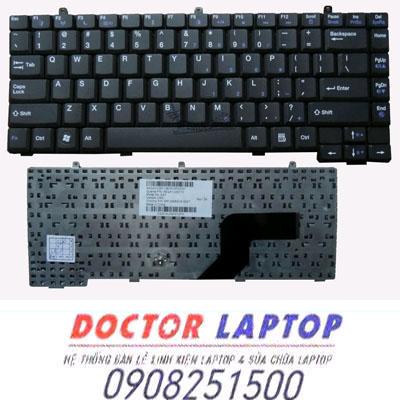 Bàn Phím Gateway E-265, E-265M Laptop