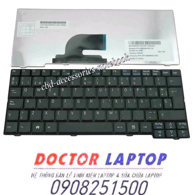 Bàn Phím Gateway KAV60A Laptop