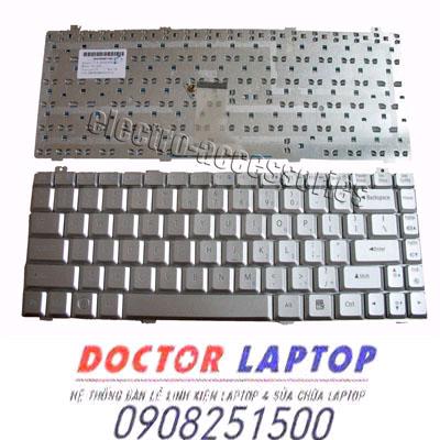 Bàn Phím Gateway M-1628, M-1629 Laptop