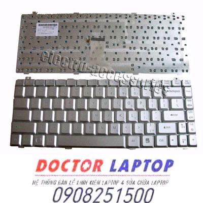 Bàn Phím Gateway M-1630J, M-1631J, M-1631U Laptop