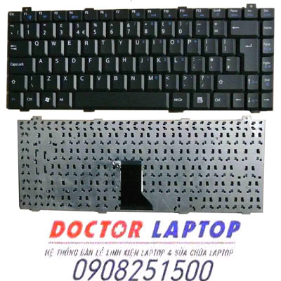 Bàn Phím Gateway M-6750 Laptop