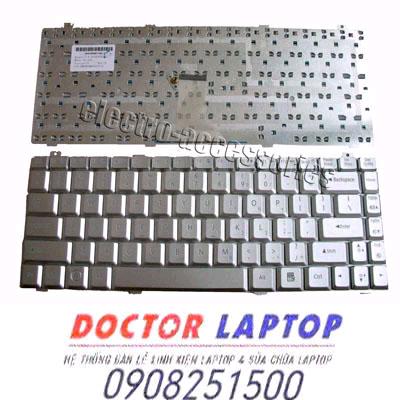 Bàn Phím Gateway M-6847, M-6848 Laptop