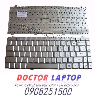 Bàn Phím Gateway M-6876B, M-6877B Laptop