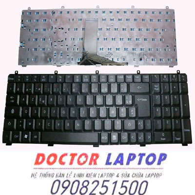 Bàn Phím Gateway MX8520 Laptop