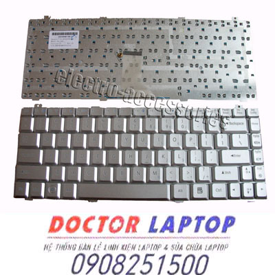 Bàn Phím Gateway T-6828 Laptop