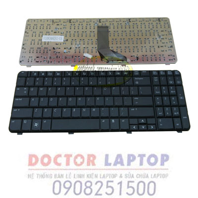 Bàn Phím Hp-Compaq CQ61 Presario Laptop