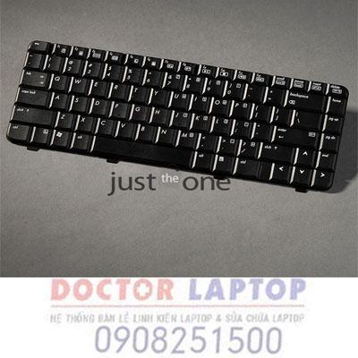 Bàn Phím Hp-Compaq DV3500 Series Pavilion Laptop