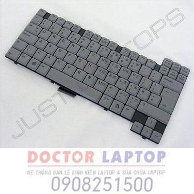 Bàn Phím Hp-Compaq E500 Amada Laptop
