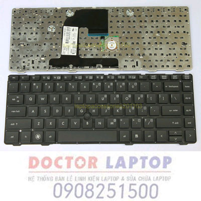 Bàn Phím Hp-Compaq ProBook 6460w Laptop