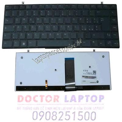 Bàn Phím Laptop Dell Studio XPS 1640