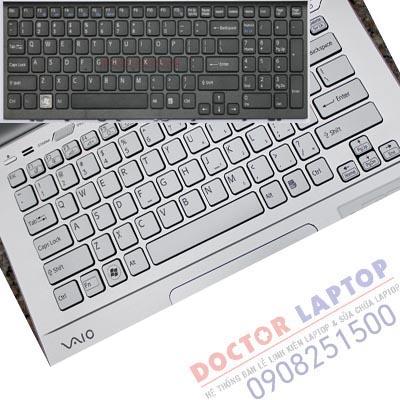 Bàn phím laptop Sony Vaio svs13117gg svs13117ggs