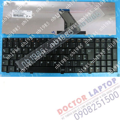 Bàn Phím lenovo G565 G565A Laptop