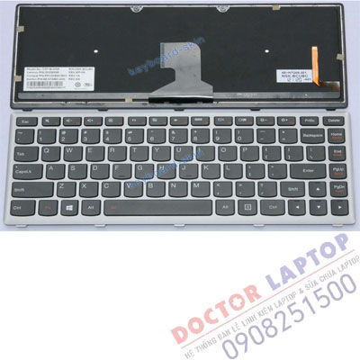 Bàn Phím Lenovo IBM IdeaPad Z400T Laptop