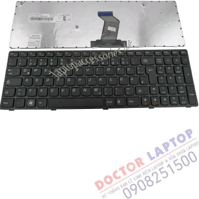 Bàn Phím Lenovo Z570 Laptop