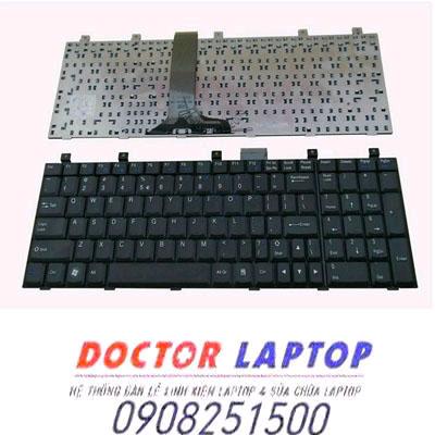 Bàn Phím  MSI  CR500X Laptop