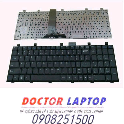 Bàn Phím  MSI CR610 Laptop