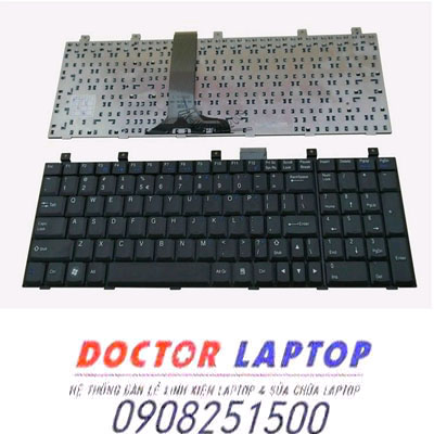 Bàn Phím  MSI CX600  Laptop