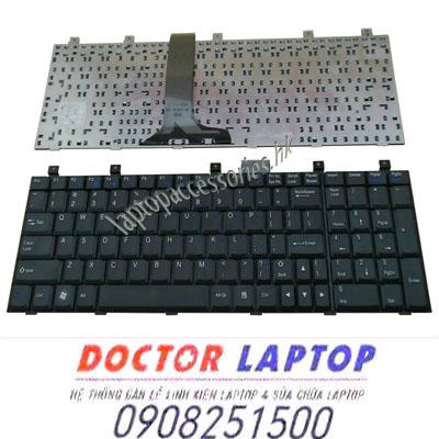 Bàn Phím MSI GT663 Laptop