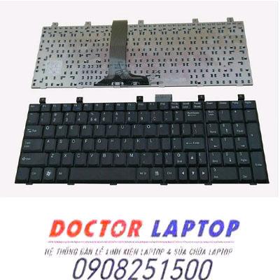 Bàn Phím  MSI GX640 Laptop
