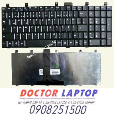 Bàn Phím  MSI S1N-3UUS141-C54  Laptop