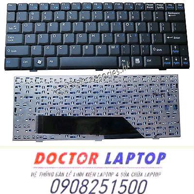 Bàn Phím  MSI U100 Laptop