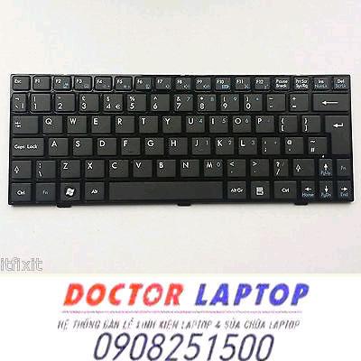 Bàn Phím  MSI U135 Laptop