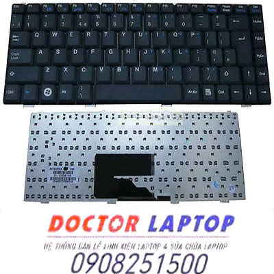 Bàn Phím NEC S3200 Series Versa Laptop