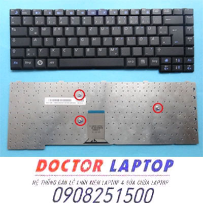 Bàn Phím SamSung R60 Laptop