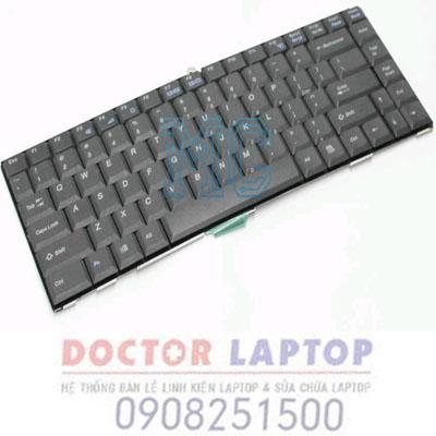 Bàn Phím Sony Vaio PCG-GRX770 Laptop