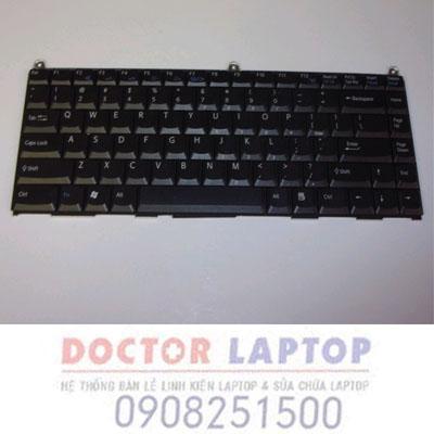 Bàn Phím Sony Vaio PCG-K17 Laptop