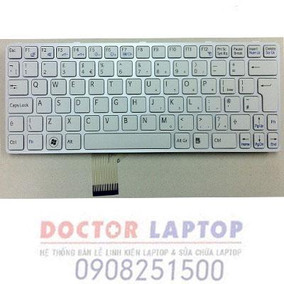 Bàn Phím Sony Vaio SVE11115EGB Laptop