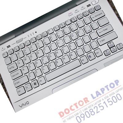 Bàn Phím Sony Vaio SVF142C29W Laptop Keyboard