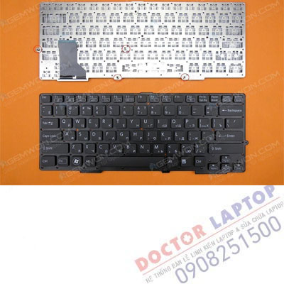Bàn Phím Sony Vaio SVS13 Laptop